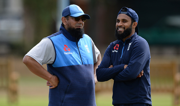 Saqlain is currently part of England coaching staff for the ongoing Ashes series | Getty Images