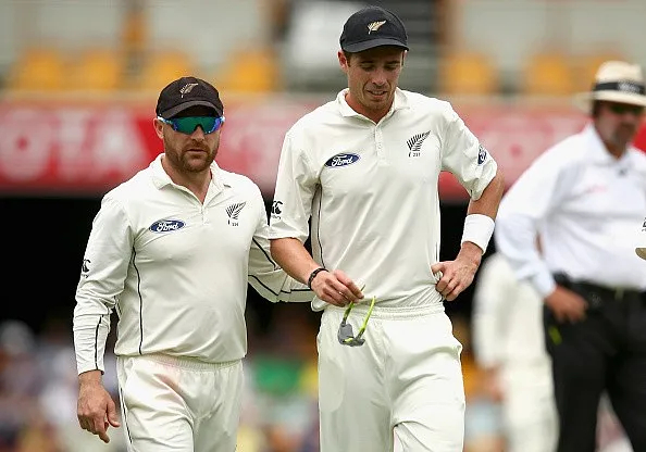 Tim Southee and Brendon McCullum | Getty Images