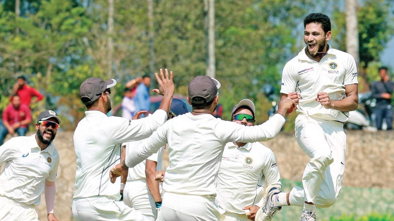 Ranji Trophy 2018-19: Focus on Test match lengths does wonders for young Basil Thampi