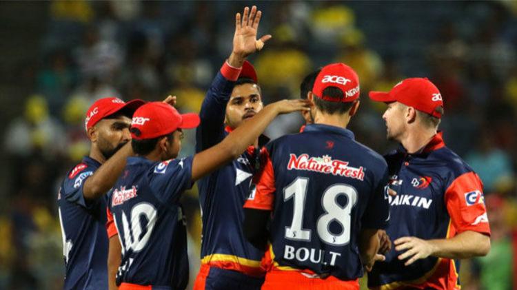 IPL 2018 : Match 32, DD vs RR - Statistical Highlights
