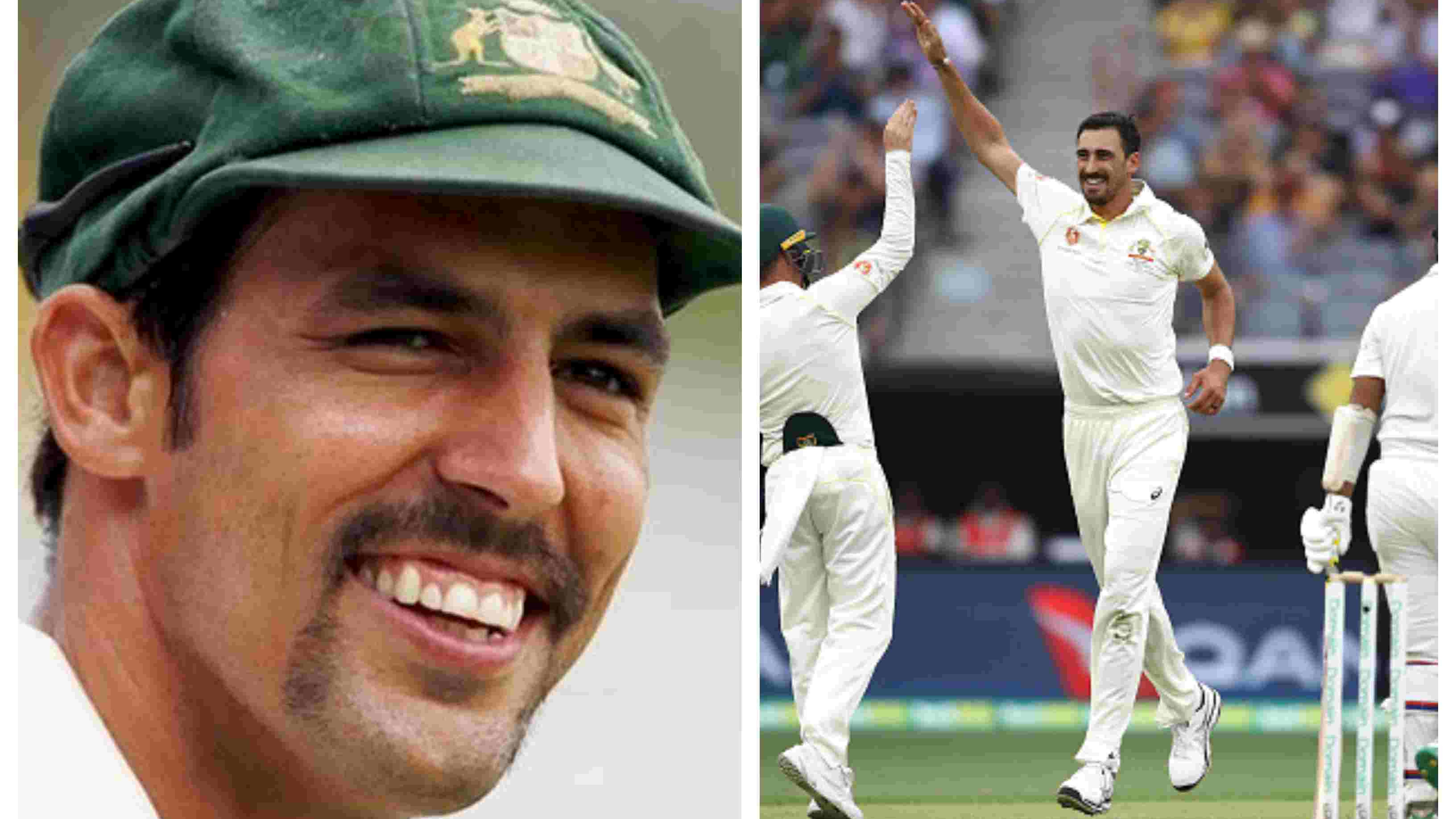 AUS v IND 2018-19: Mitchell Johnson impressed with Starc's aggressive approach on Day 2