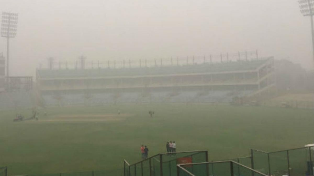 IND v BAN 2019: Visibility worsens as DDCA keeps fingers crossed ahead of Delhi T20I