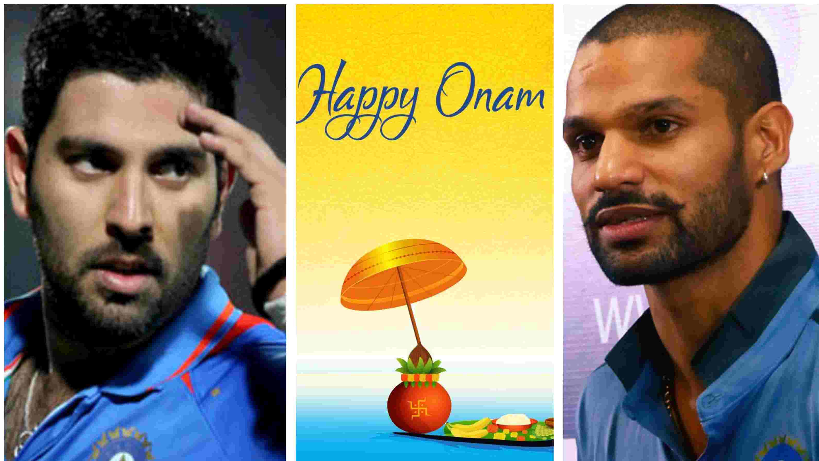 Indian cricket fraternity convey their wishes on Onam as Kerala struggles to stand up after floods