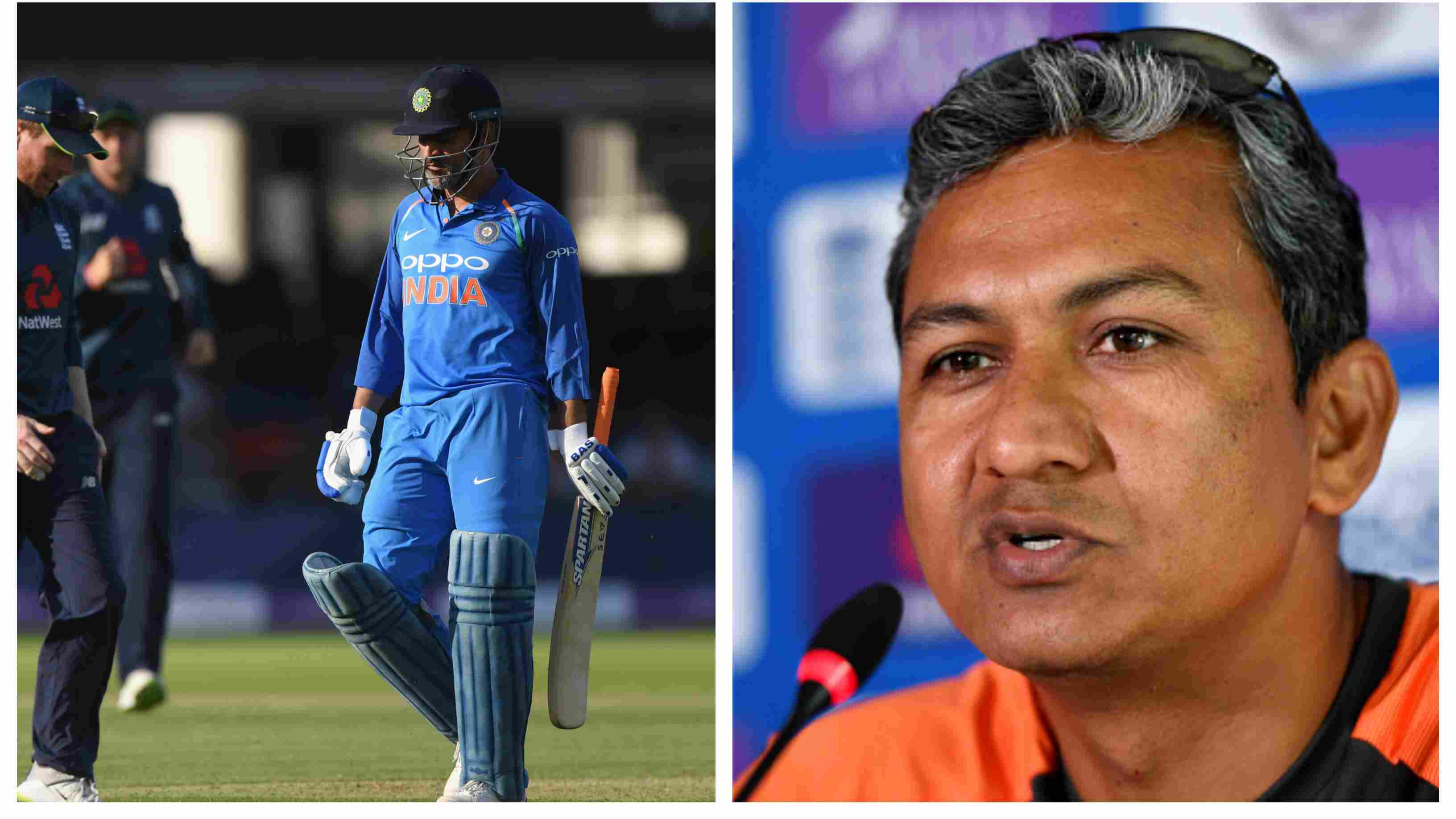 ENG v IND 2018: Sanjay Bangar defends under-fire MS Dhoni for his slow innings at Lord's