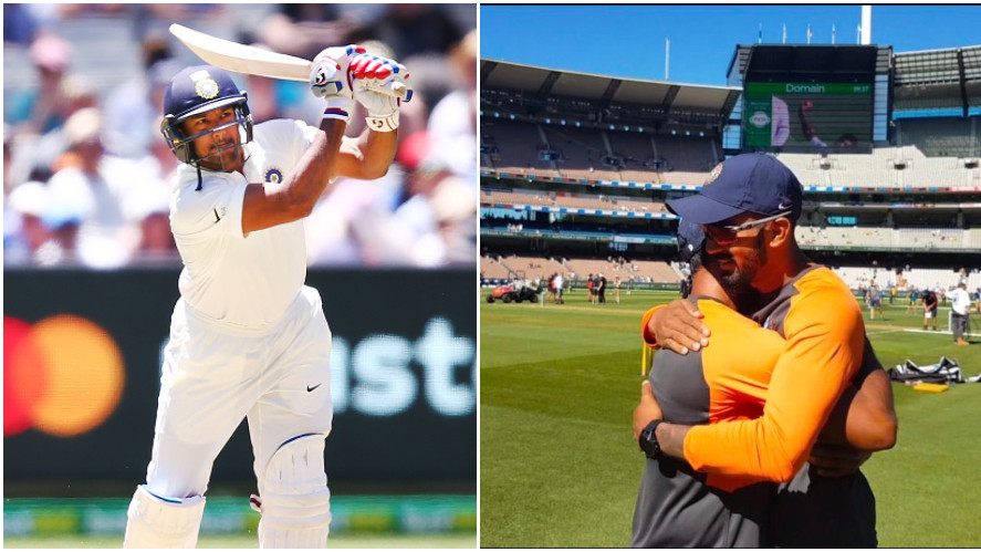AUS v IND 2018-19: KL Rahul is happy for his best friend Mayank Agarwal who made his Test debut at MCG