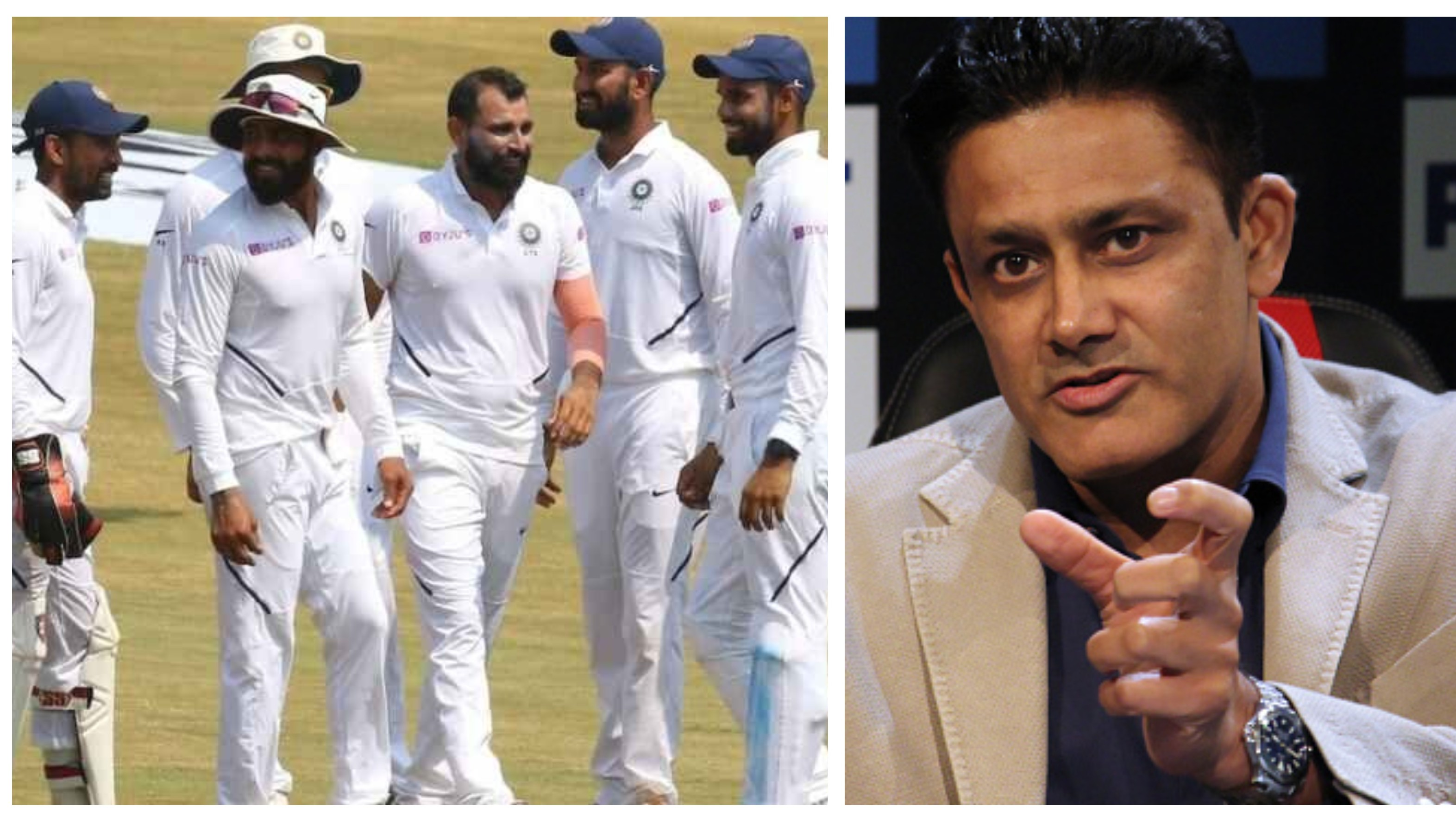 "IND v SA 2019: ""Should not take home Test wins for granted"", says Anil Kumble"