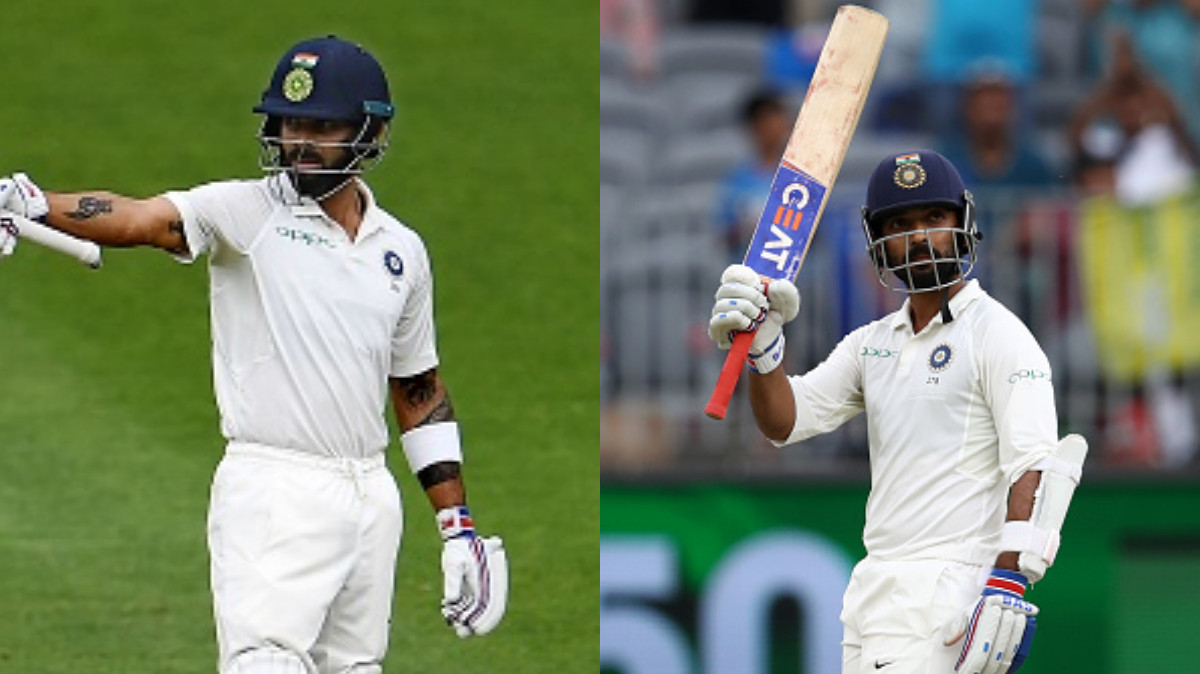 AUS v IND 2018-19: 2nd Test, Day 2 – Virat Kohli and Ajinkya Rahane fifties lead India's fightback