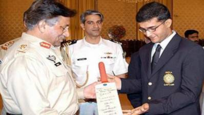 When Sourav Ganguly's midnight adventure gave Pervez Musharraf a headache