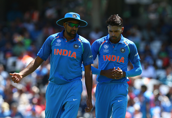 R Ashwin and Hardik Pandya | GETTY