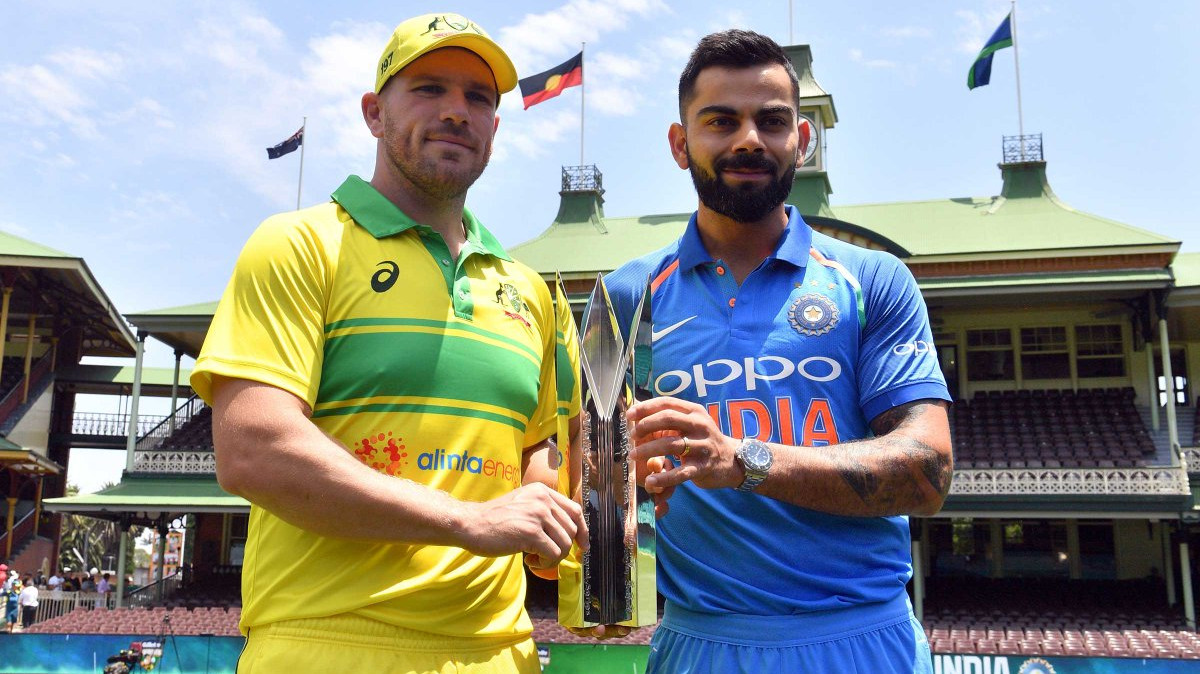 AUS v IND 2018-19: First ODI - Statistical Preview