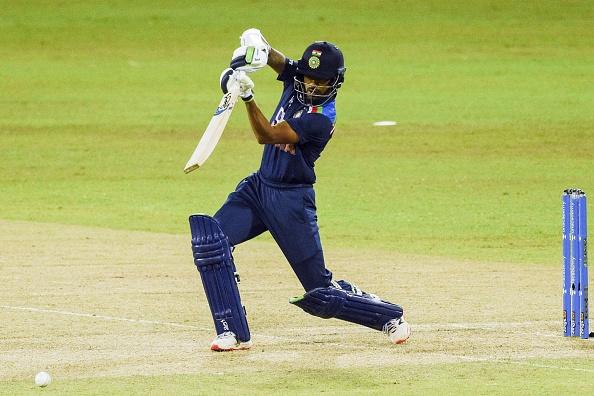 Shikhar Dhawan recently led India in Sri Lanka | Getty Images