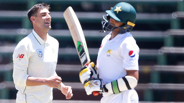 SA v PAK 2018-19: Duanne Olivier happy to contribute in South Africa Test whitewash against Pakistan