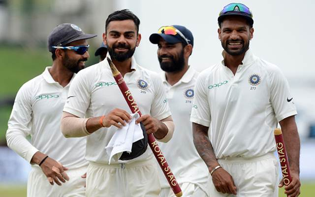 Team India are favorites to win the Test series against England 3-1, says Allan Lamb | Getty