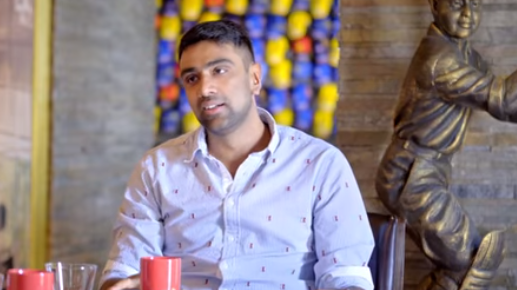Netflix names R Ashwin Man of the Watch as he suggests their new show to his fans
