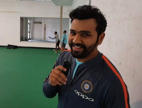 SA v IND 2018: Watch- Rohit Sharma takes us on the tour of Team India's indoor nets in Cape Town