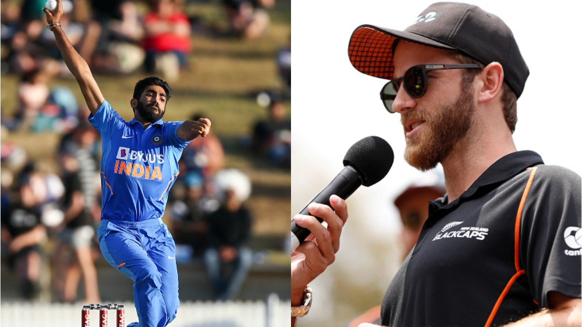 NZ v IND 2020: NZ skipper Kane Williamson calls Jasprit Bumrah a 'World Class