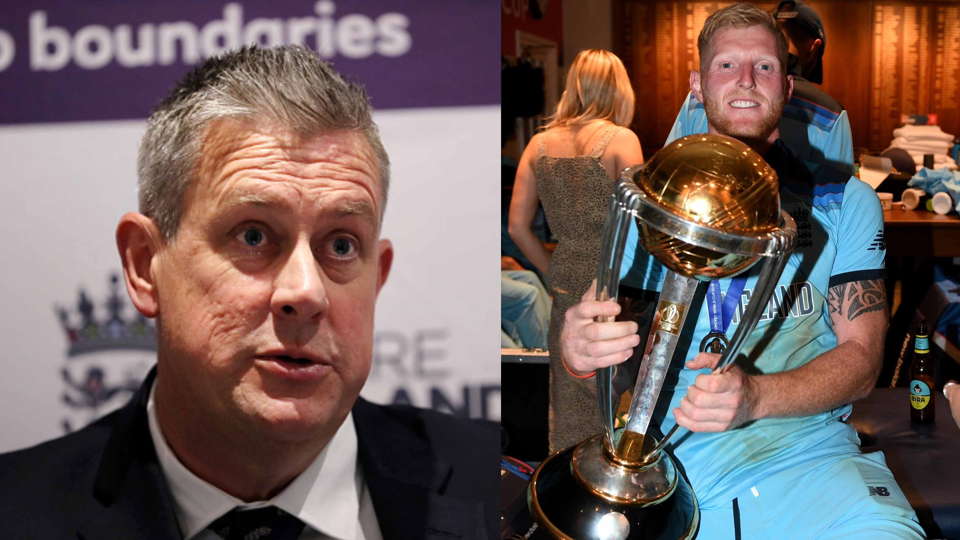 Ben Stokes' bigger profile has made him a target by media, says ECB director Ashley Giles