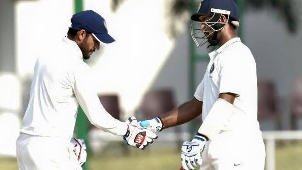 Ranji Trophy 2018-19: Pujara, Jackson fifties help Saurashtra seal the semi-final spot