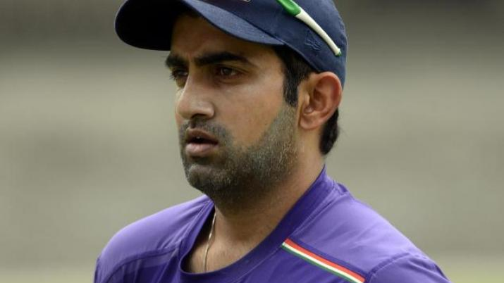 Gautam Gambhir engages in a heated conversation after supporting armed forces on Twitter
