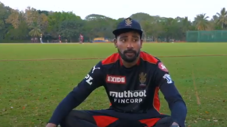IPL 2021: WATCH - Mohammed Siraj says he wants to be the highest wicket-taker for India