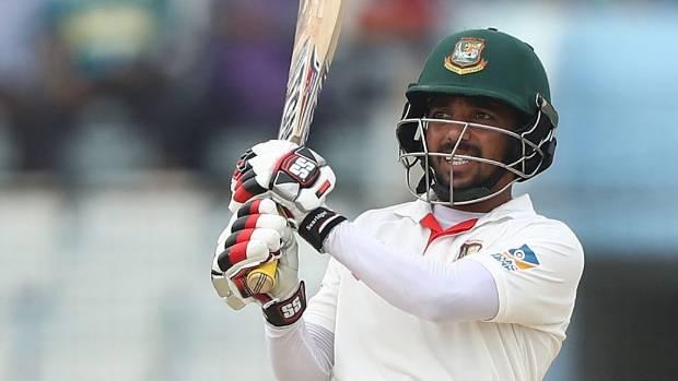 मोनिमुल हक के अनुसार उन्हें टेस्ट मैच बचा पाने में कोई संदेह नहीं था