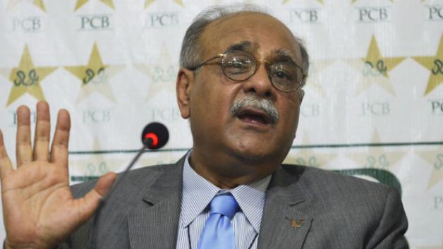 PCB Chief Najam Sethi dismisses Hasan Ali's antics at the Wagah border