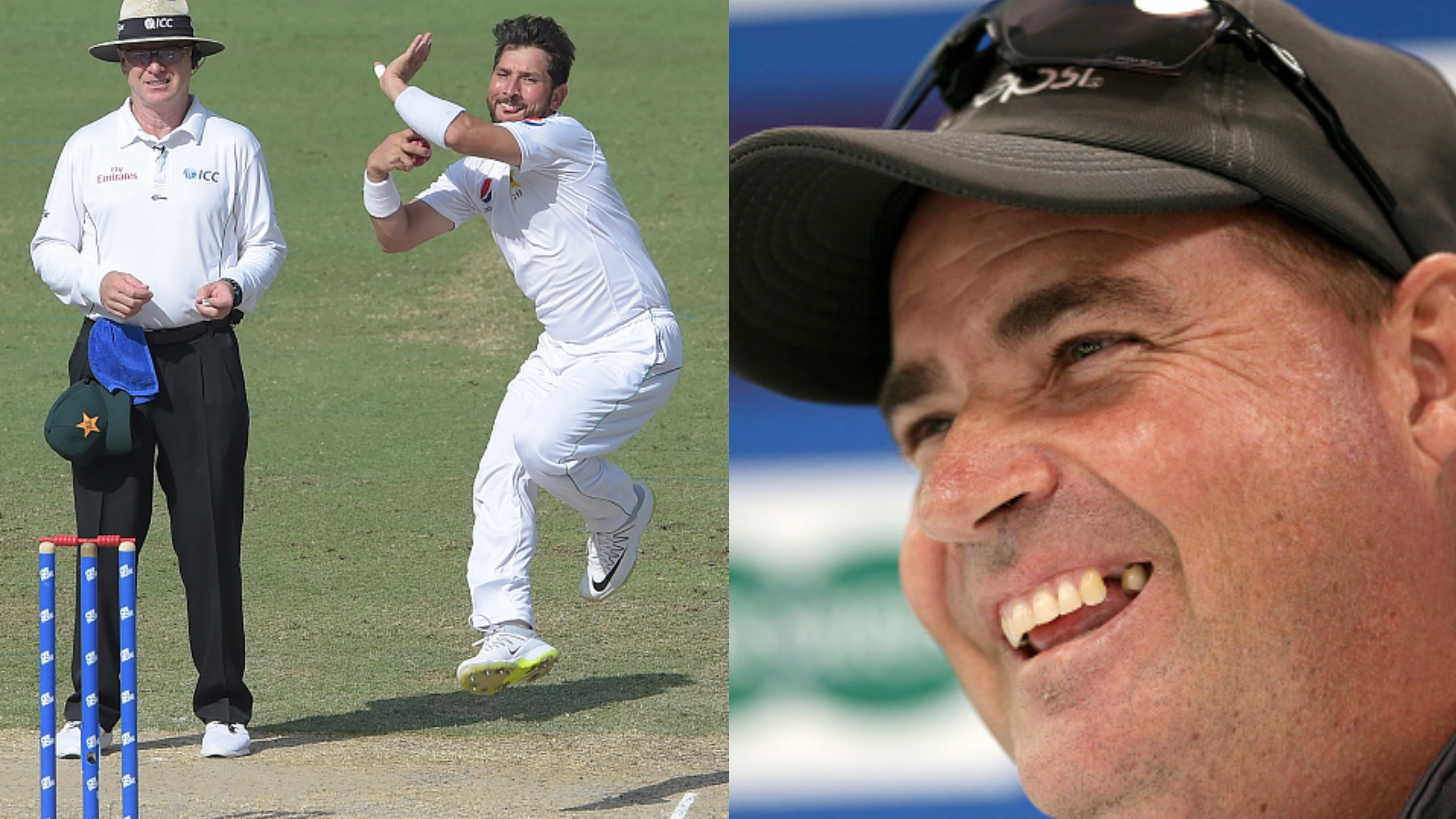 PAK v NZ 2018: Coach Mickey Arthur hails Yasir Shah for his