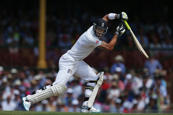Kevin Pietersen hits 23 tons in his Test career | Getty Images