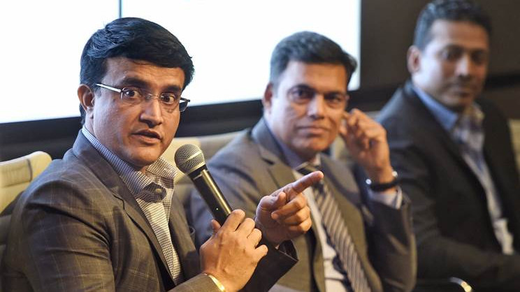 IND v WI 2018: Sourav Ganguly confirms Eden Gardens will host second T20I