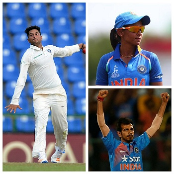 ESPNCricinfo awards see Harmanpreet Kaur, Yuzvendra Chahal and Kuldeep Yadav win big honors