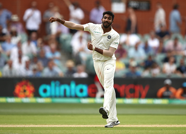 Jasprit Bumrah helped India win the MCG Test thanks to his 9/86 in the match incl. 6/33 | Getty