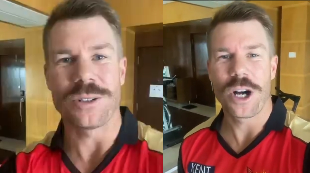 David Warner excited to play in the IPL 2021 | Instagram