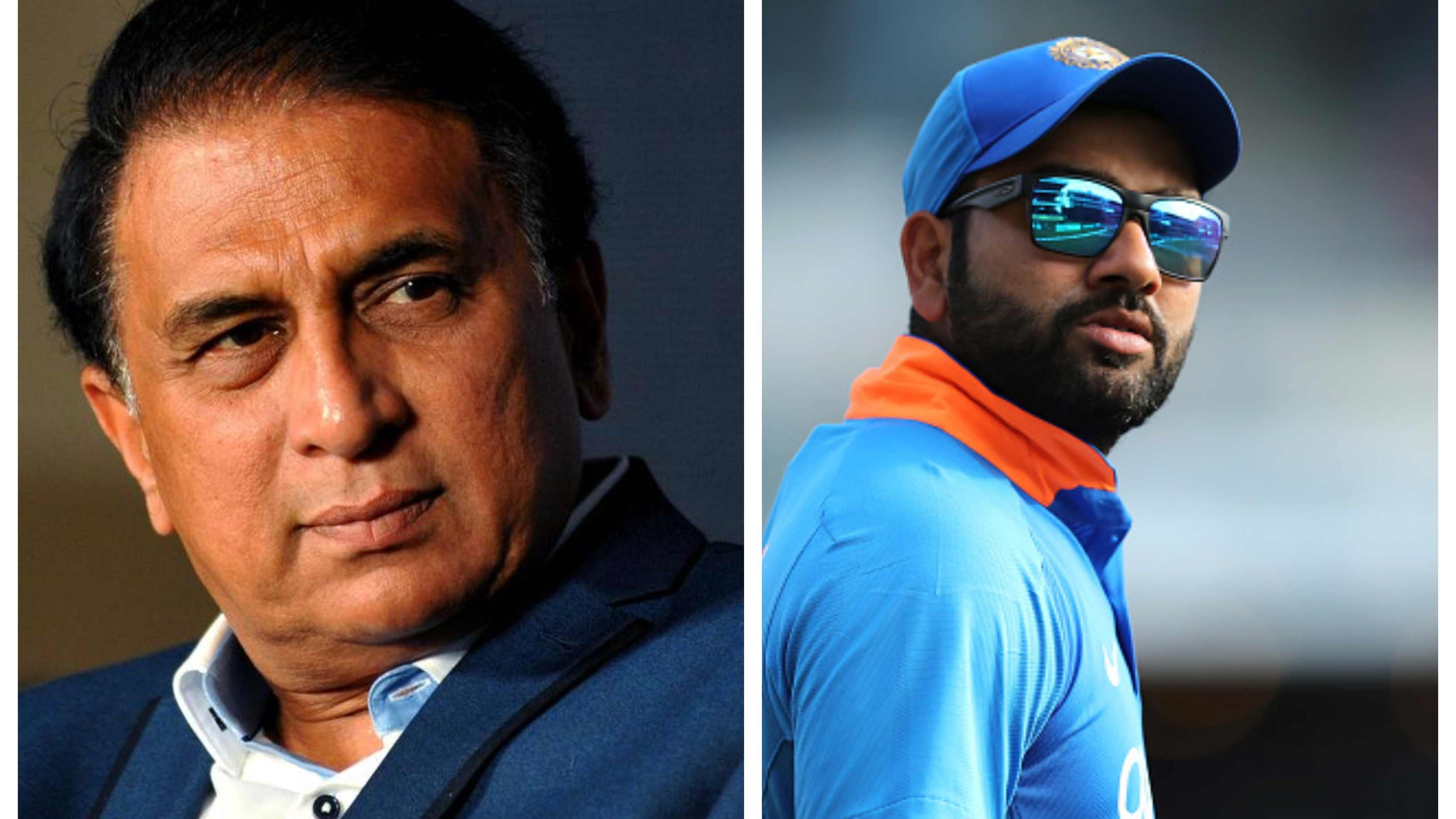 AUS v IND 2020-21: 'Nothing wrong if BCCI wants to put Rohit through another fitness test' – Gavaskar