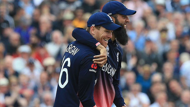 NZ v ENG 2018: Eoin Morgan lauds his spinners for turning the Wellington ODI