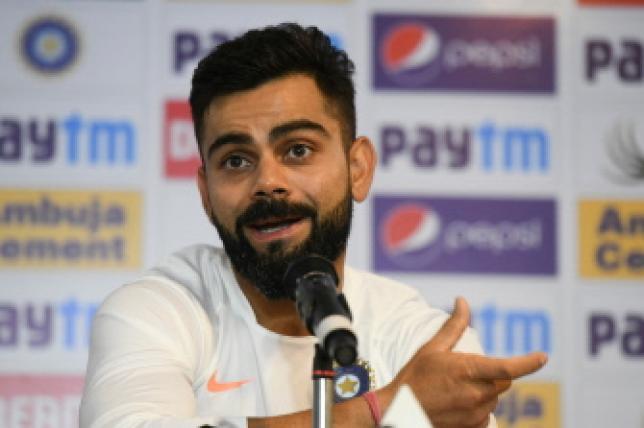 Virat Kohli is second Indian to captain in 50 Tests | AFP