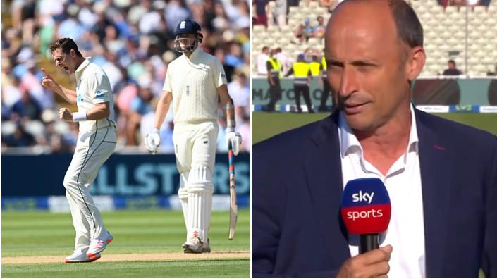 ENG v NZ 2021: WATCH - Nasser Hussain slams England batsmen for odd batting techniques