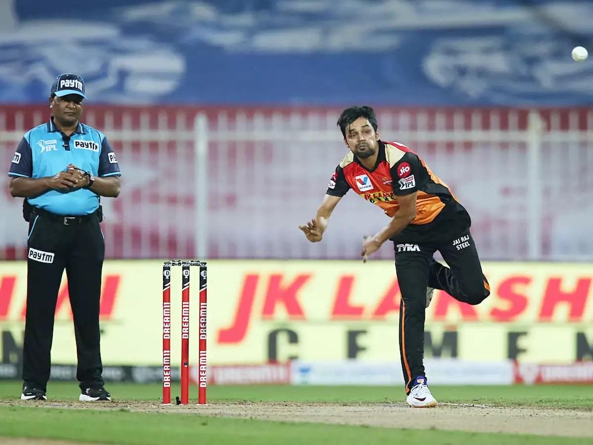 Shahbaz Nadeem  | BCCI/IPL
