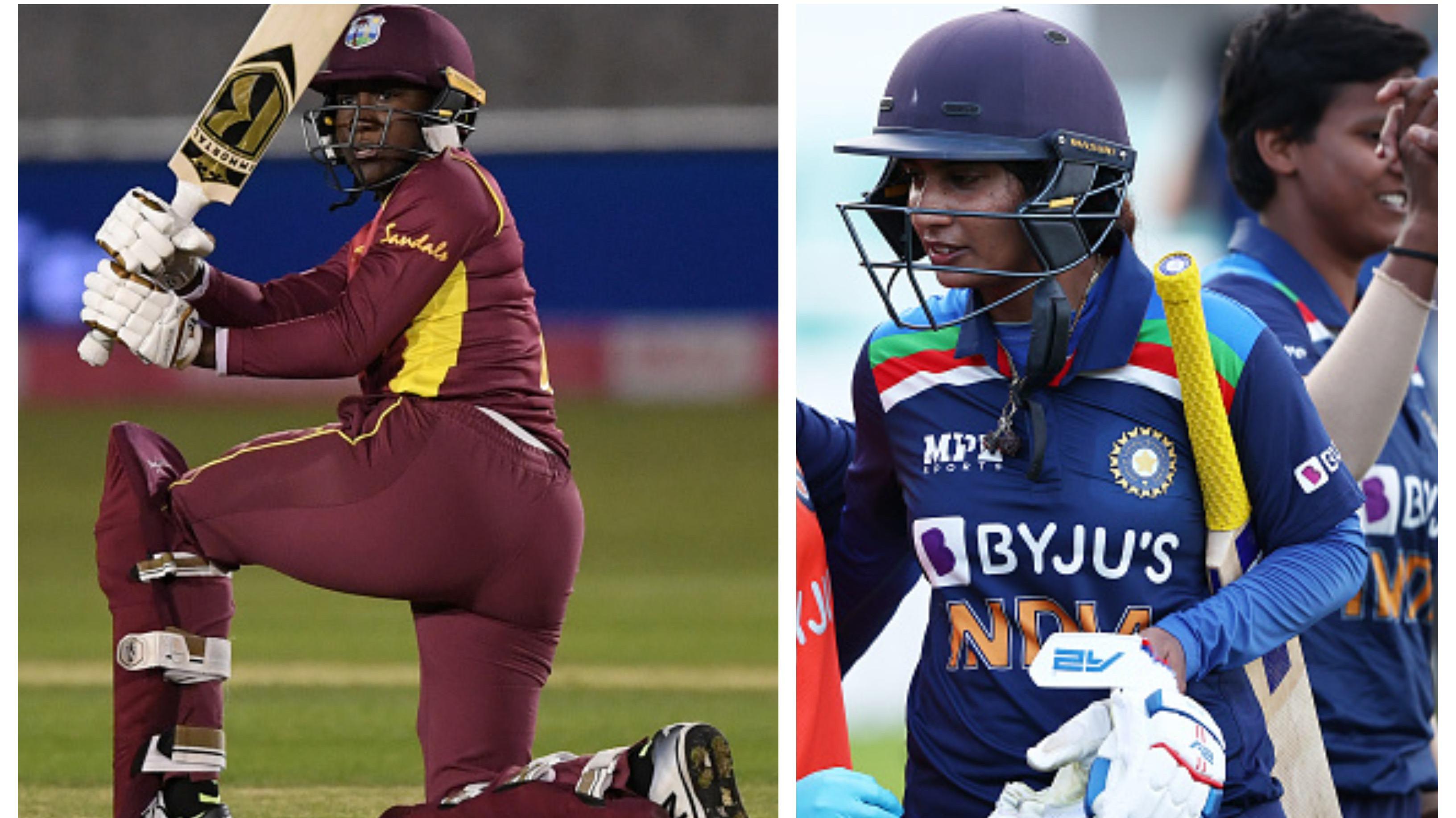 Stafanie Taylor topples Mithali Raj to reclaim No.1 spot in ICC Women's ODI batting rakings
