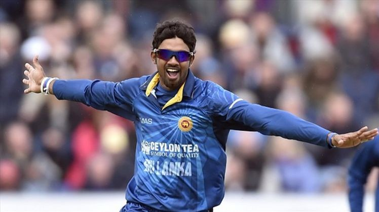 Sri Lanka's Sachithra Senanayake announces his retirement from international cricket