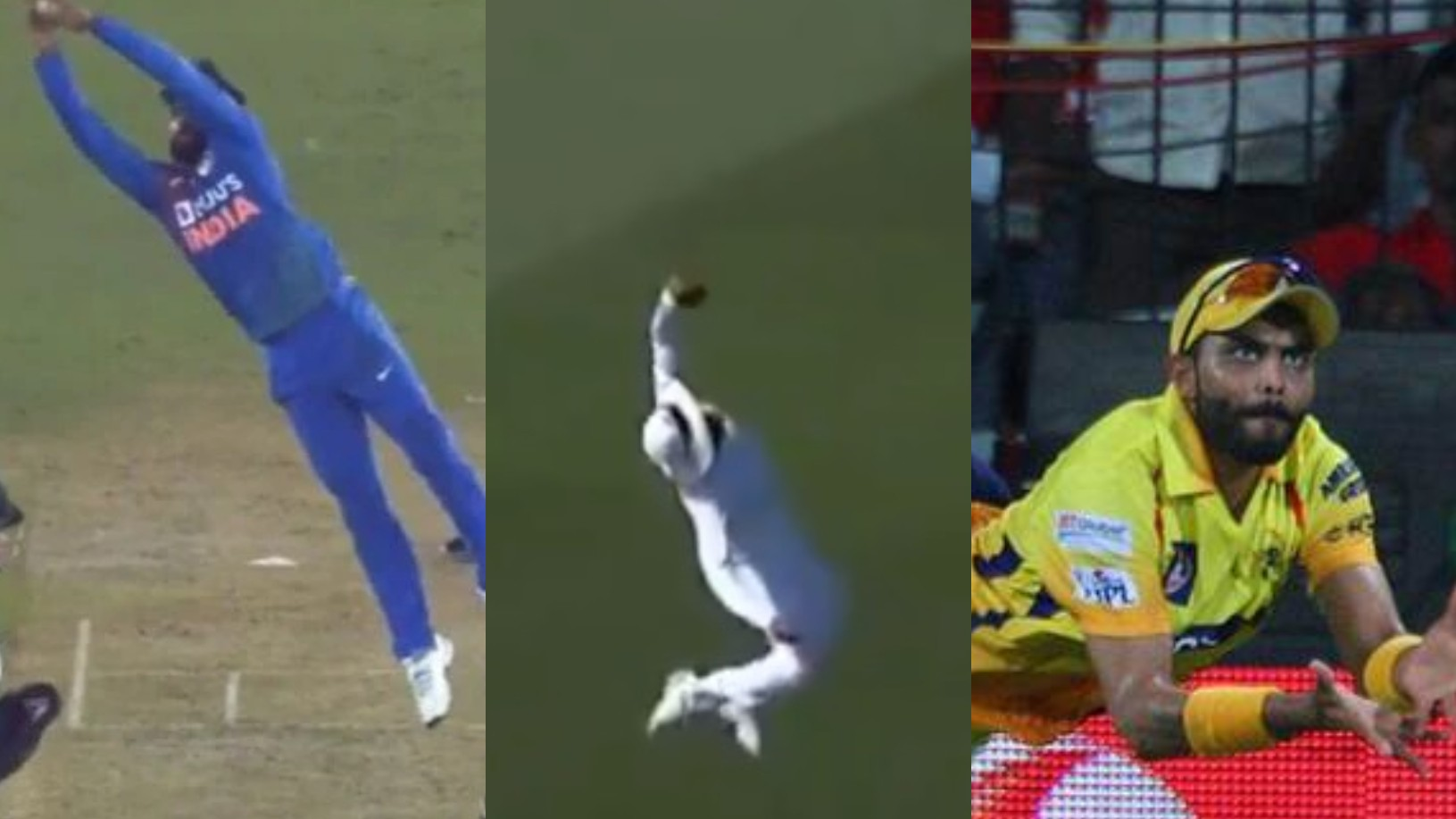 WATCH- The fielding and catching brilliance of Ravindra Jadeja
