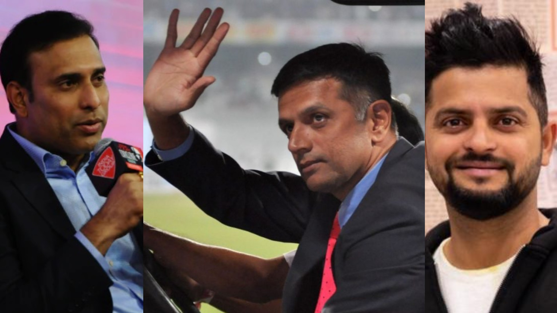 Indian Cricket fraternity sends wishes to Rahul Dravid on his 48th birthday