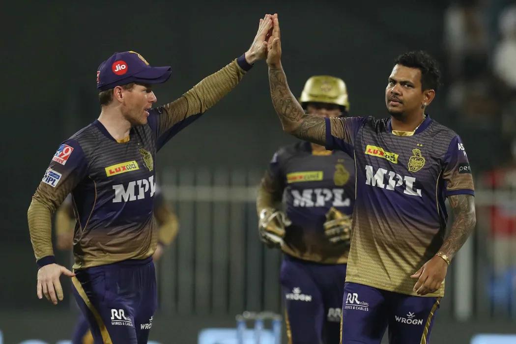 Sunil Narine got big wickets of Kohli, De Villiers and Maxwell   BCCI-IPL