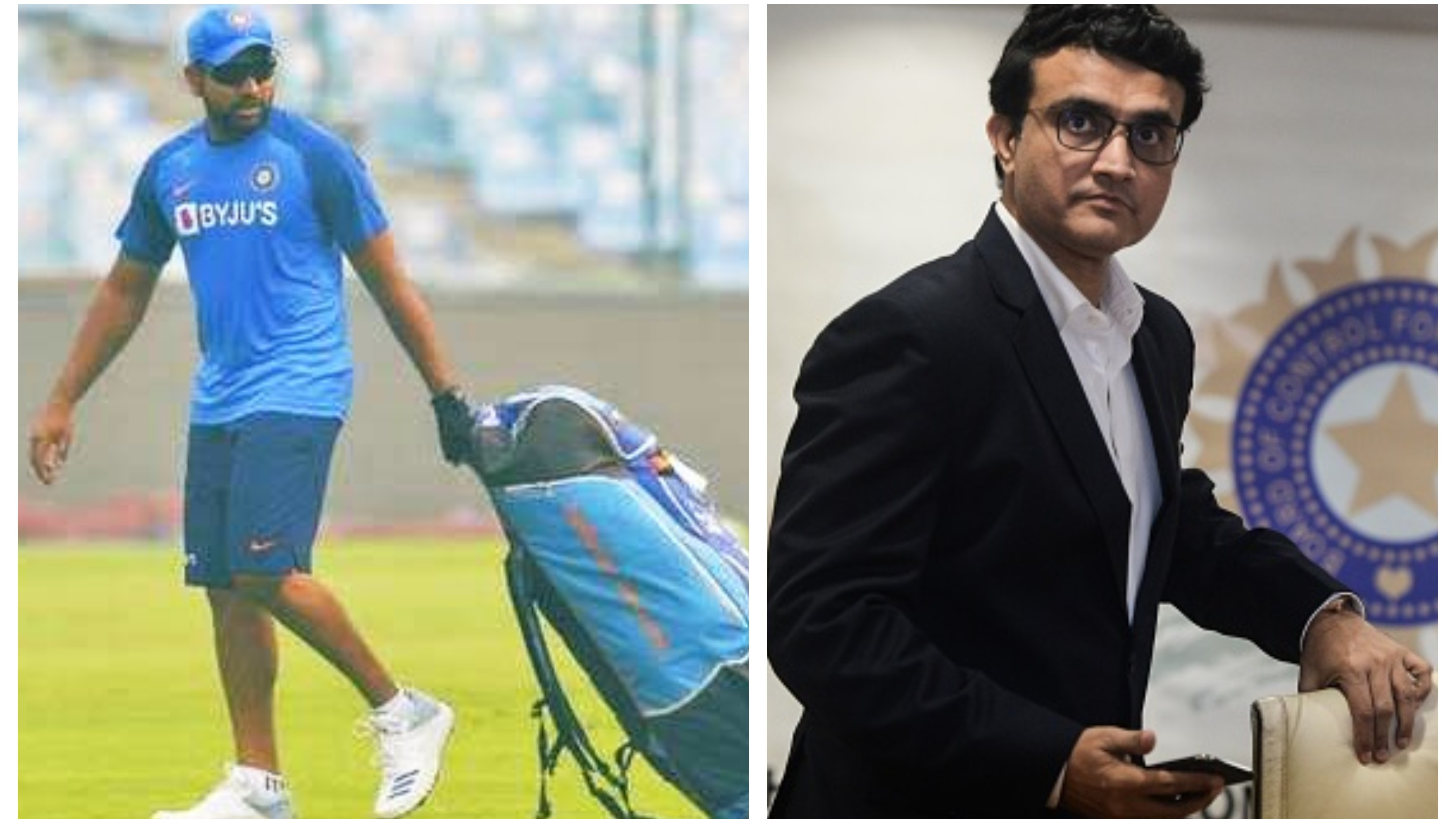 IND v BAN 2019: India ready to play Delhi T20I despite severe pollution, Rohit assures BCCI boss Ganguly