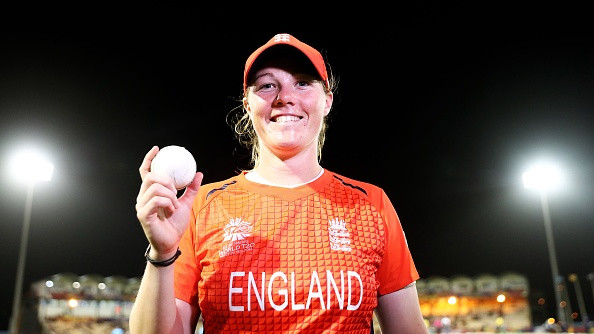 Women's WT20 2018: Credit should be given to the whole attack, says Anya Shrubsole after her hattrick versus SA