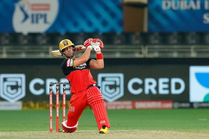 AB de Villiers made 51 and completed 200 sixes in IPL | Twitter