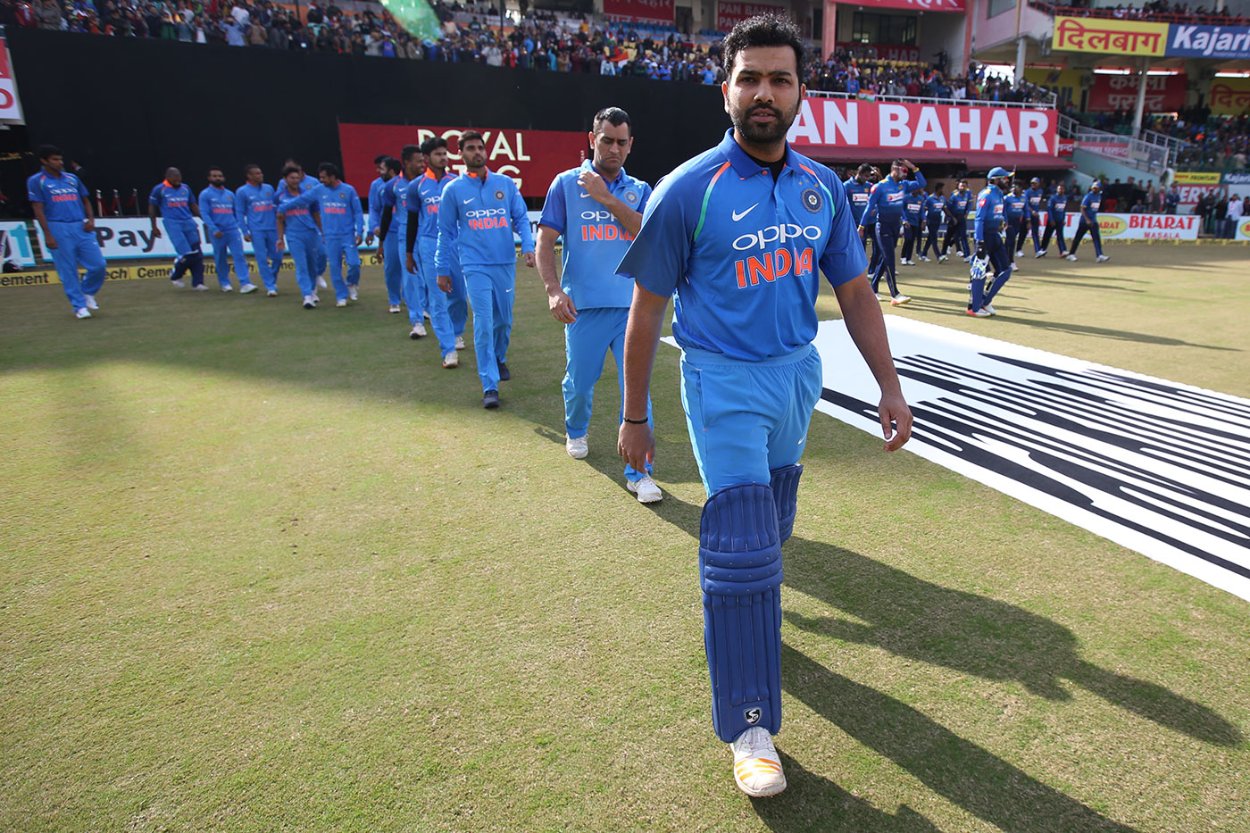Team India won the Asia Cup 2018 under leadership of Rohit Sharma | AFP