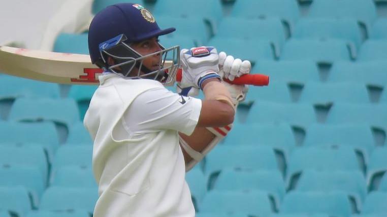 AUS v IND 2018-19: पृथ्वी शॉ ने 66 रनो की शानदार पारी के साथ ऑस्ट्रेलियाई दौरे की शुरुआत की