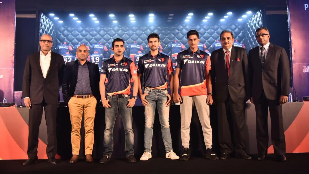 IPL 2018: Delhi Daredevils reveals their jersey for IPL 11