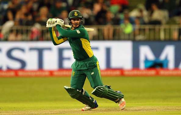 Quinton de Kock | Getty