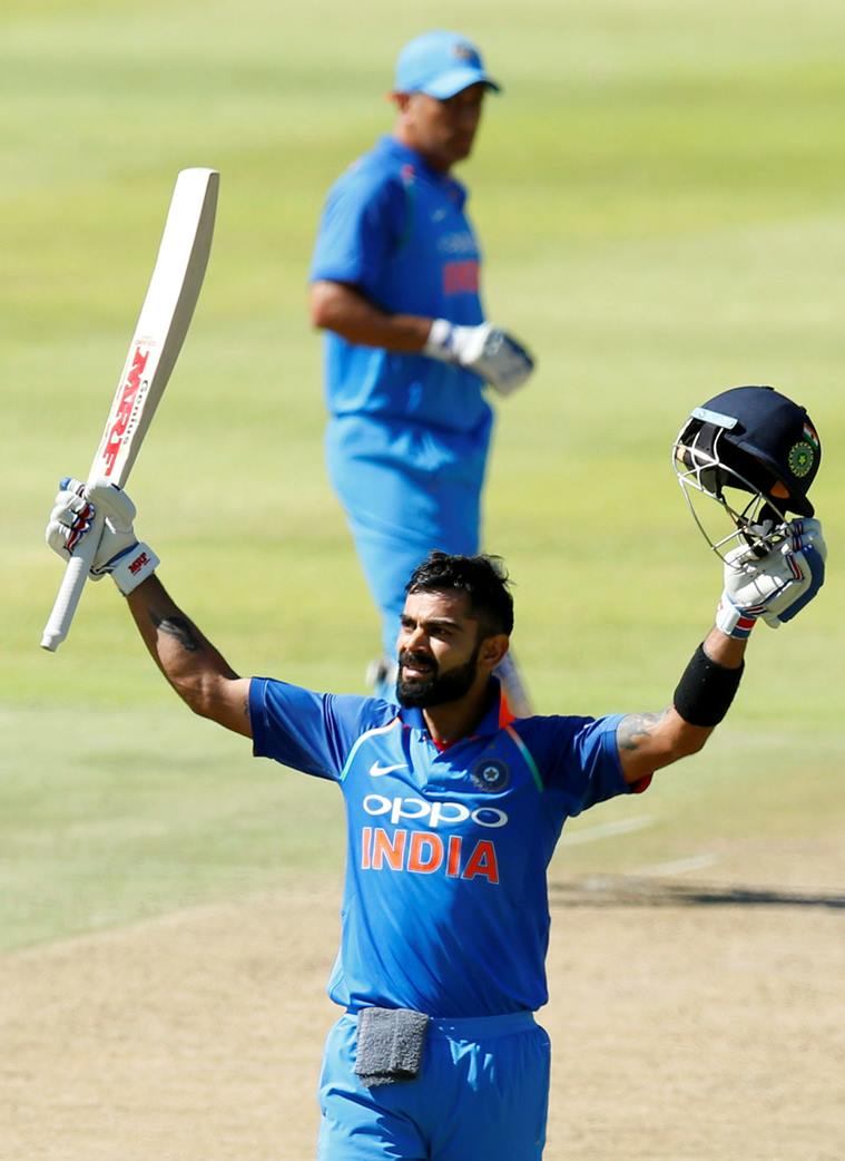 SA v IND 2018: Virat Kohli attributes intense training behind his incredible form